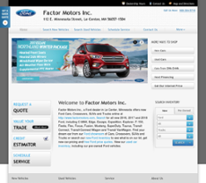 Factor motors competitors revenue and employees owler for Factor motors le center mn