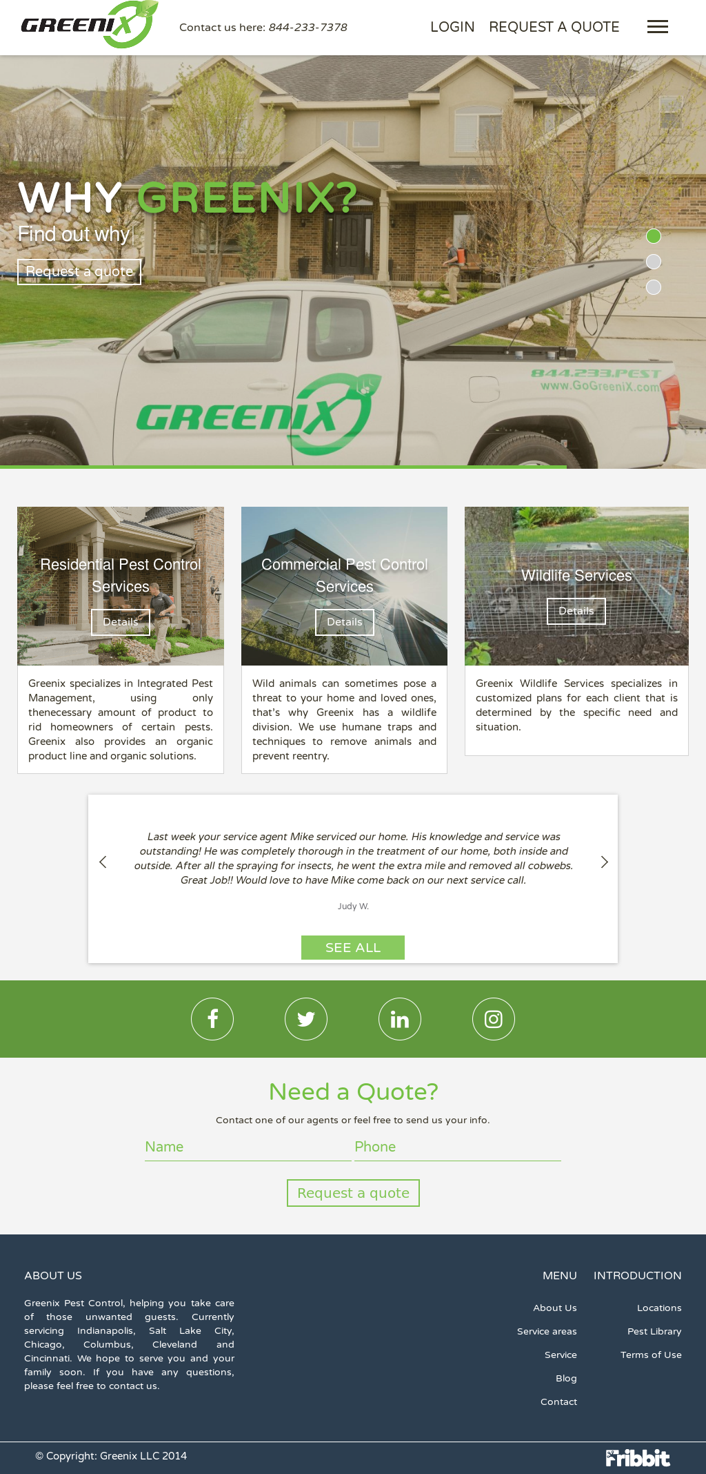 Greenix Competitors, Revenue and Employees - Owler Company ...