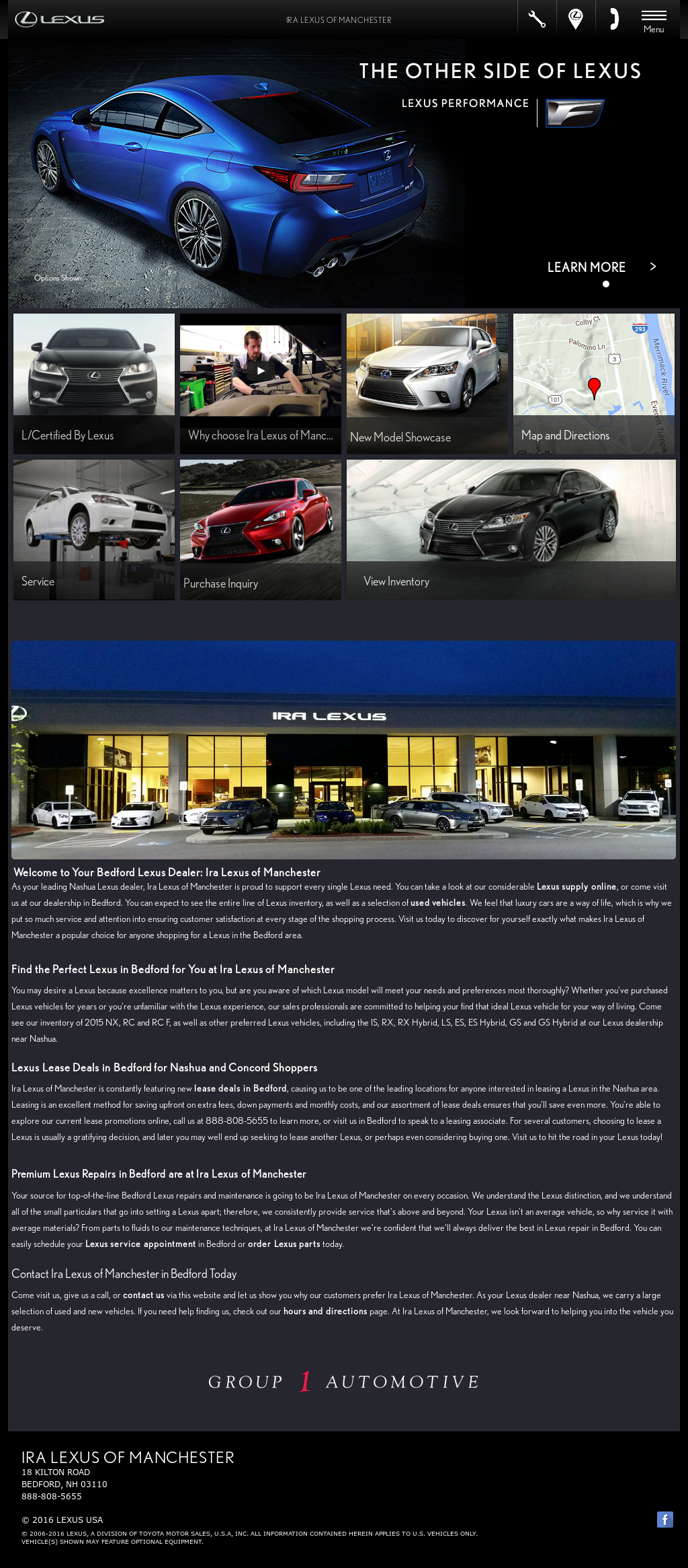Lexus Of Manchester Competitors, Revenue And Employees   Owler Company  Profile