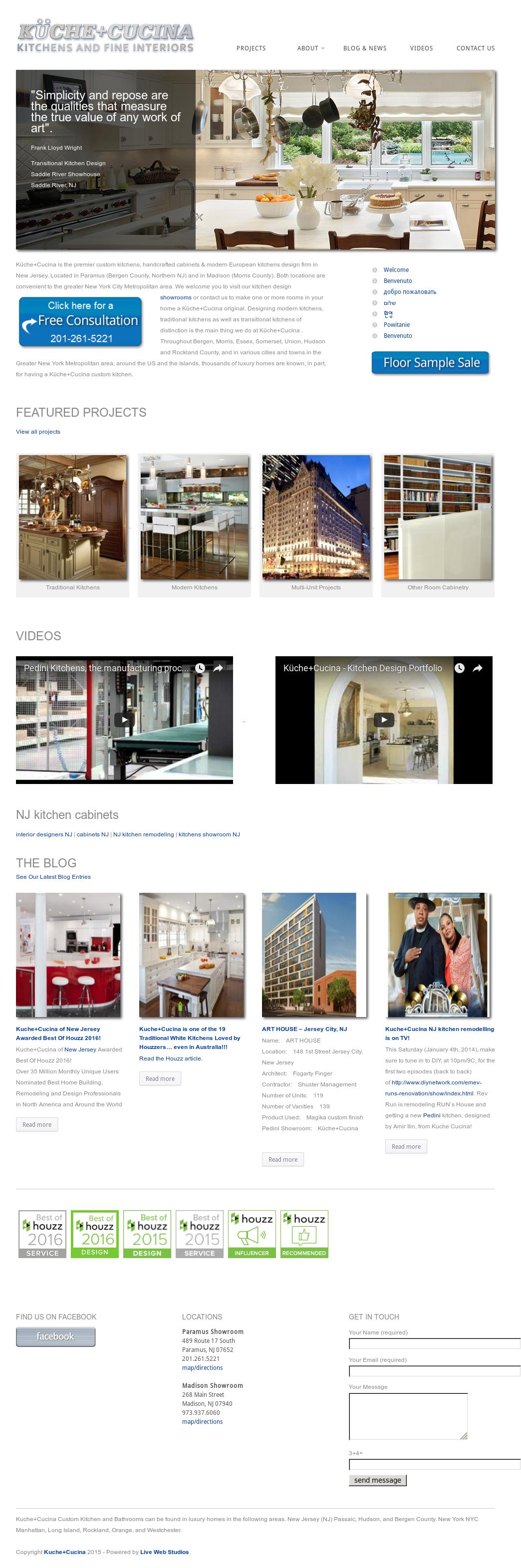 Charmant Küche Websites Bereitgestellt Von Hibu Bilder ...