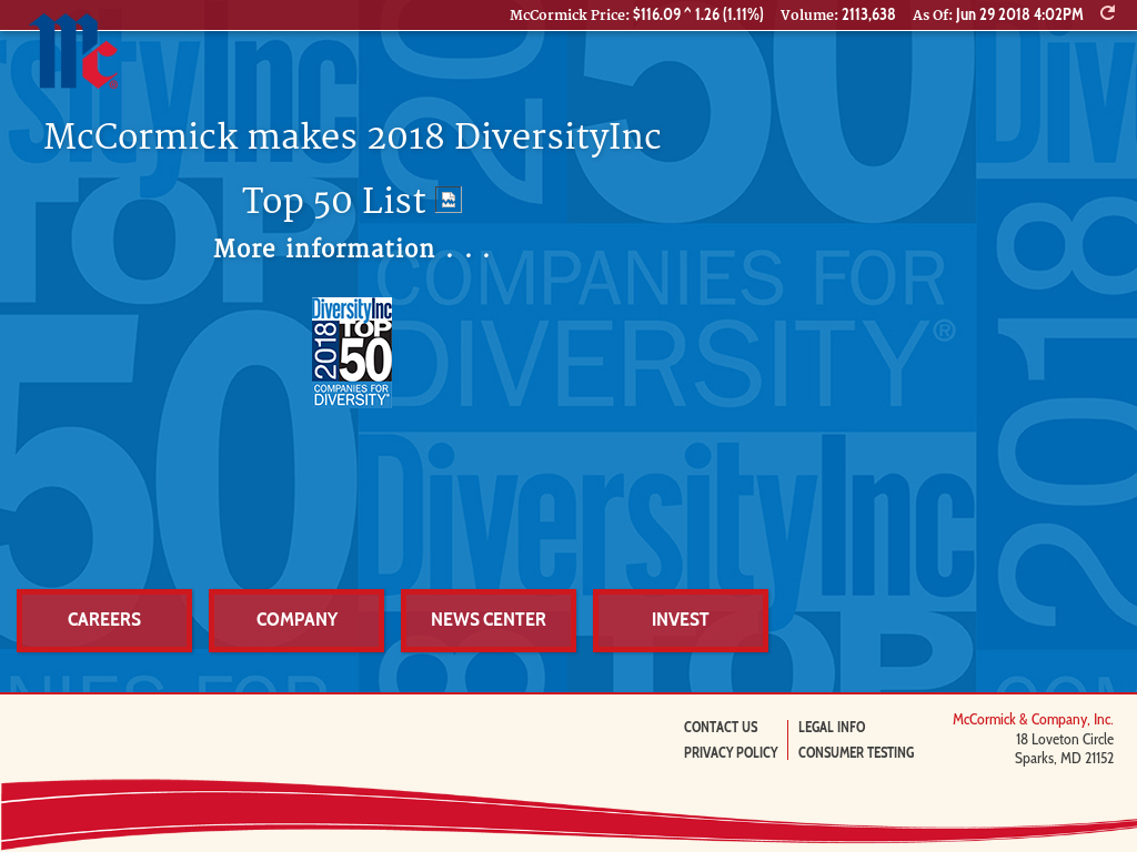 McCormick Competitors, Revenue and Employees - Owler Company