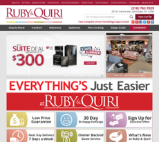 Ruby Quiri Competitors Revenue And Employees Owler Company Profile