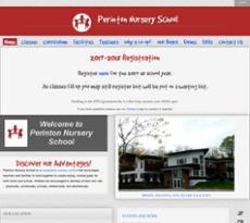 Perinton Nursery School Website History