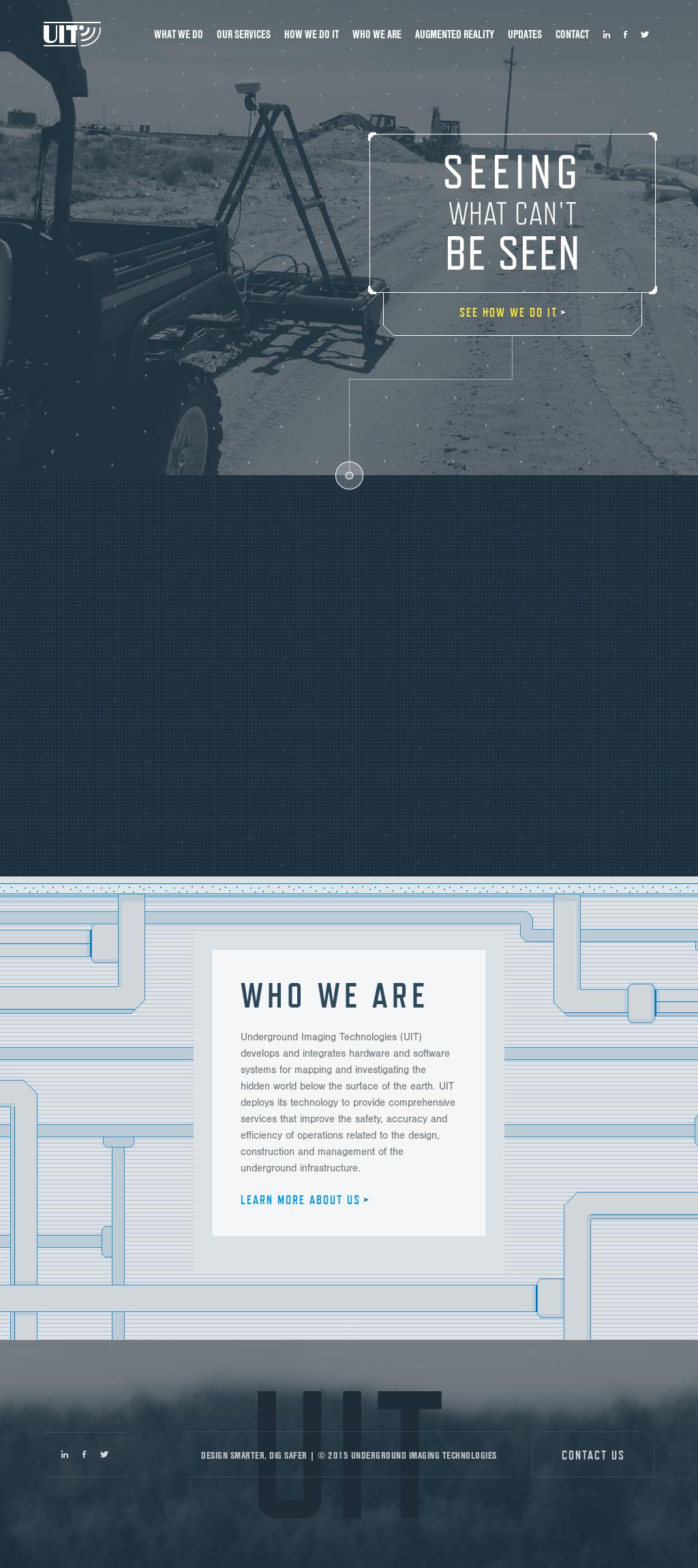 Underground Imaging Technologies Competitors, Revenue and
