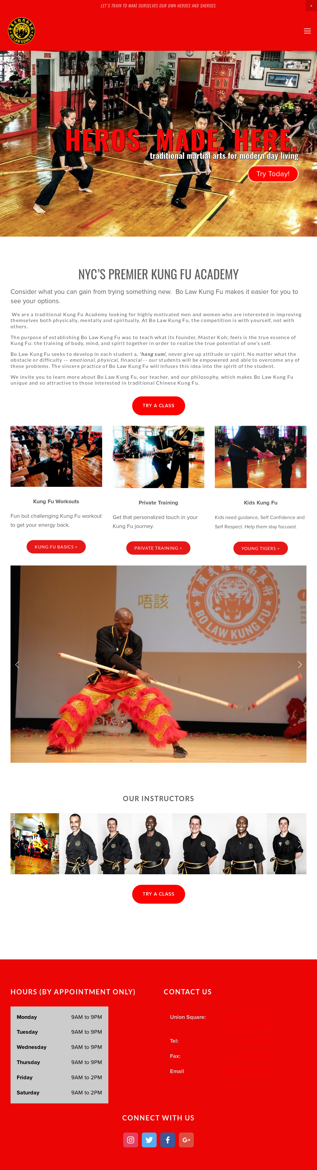 Bo Law Kung Fu Competitors Revenue And Employees Owler
