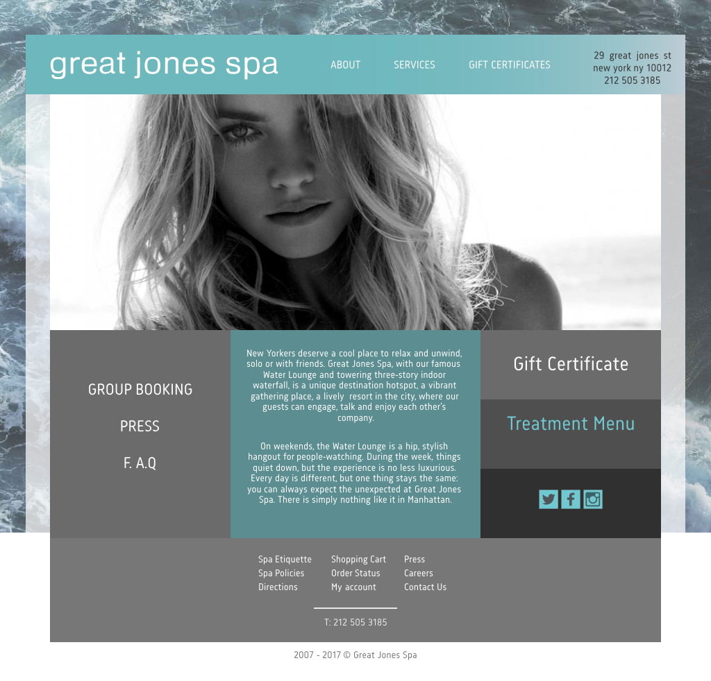 great jones spa Competitors, Revenue and Employees - Owler