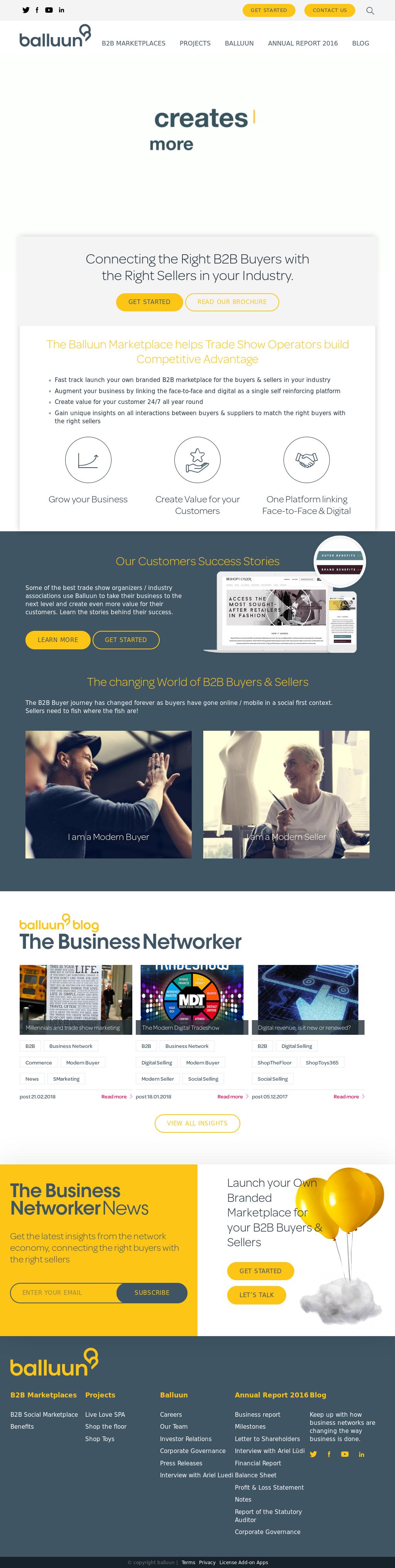 Balluun Competitors, Revenue and Employees - Owler Company
