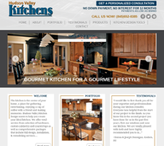 Hudson Valley Kitchen Design Website History