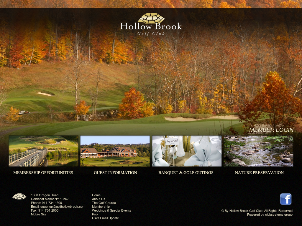 Hollow Brook Golf Course Competitors, Revenue and Employees