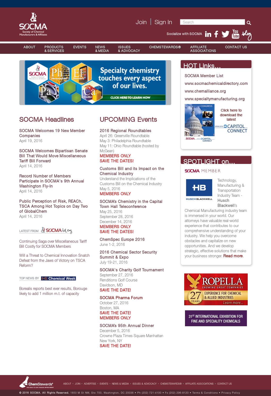 SOCMA Competitors, Revenue and Employees - Owler Company Profile