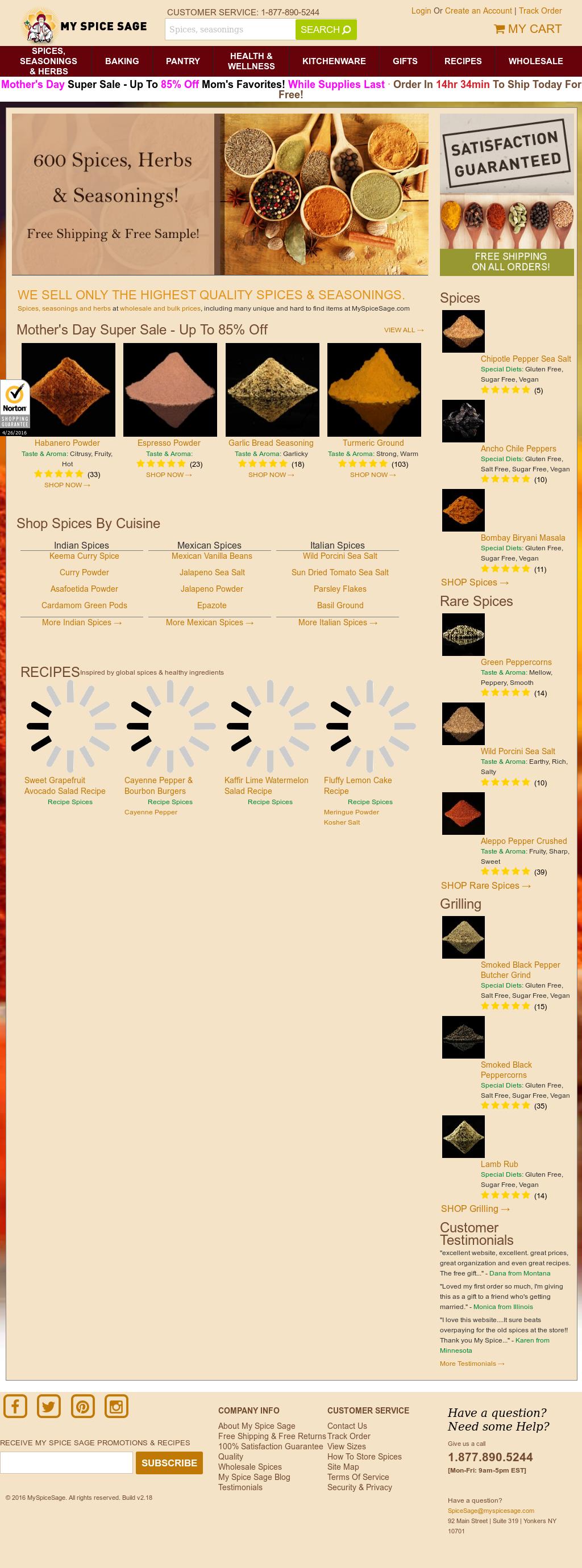 MySpiceSage Competitors, Revenue and Employees - Owler Company Profile