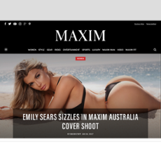 Owler Reports - Maxim posted a video