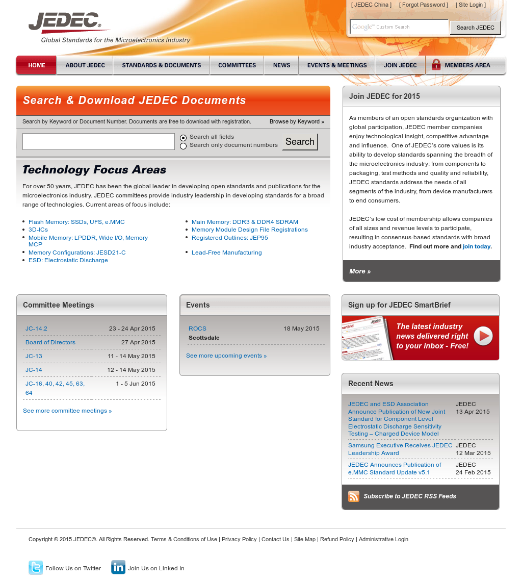 JEDEC Competitors, Revenue and Employees - Owler Company Profile