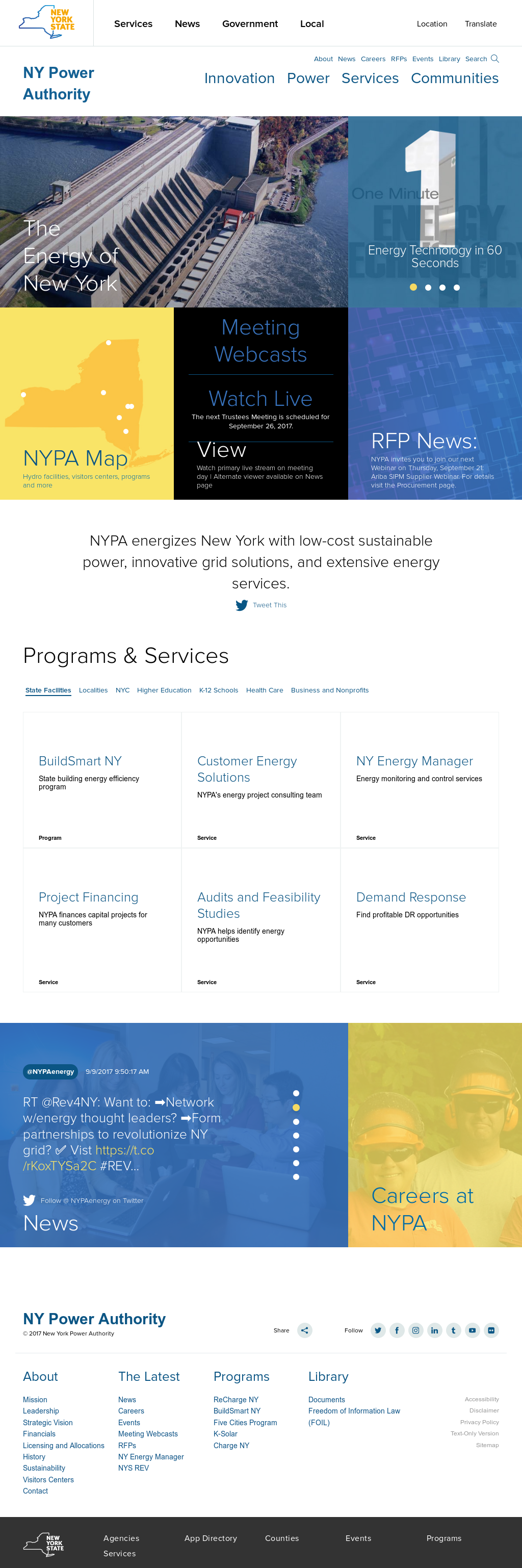 NYPA Competitors, Revenue and Employees - Owler Company Profile