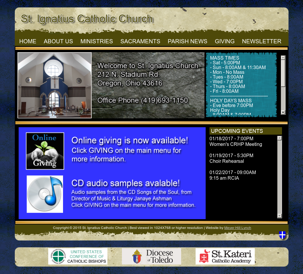St  Ignatius Catholic Church Competitors, Revenue and Employees