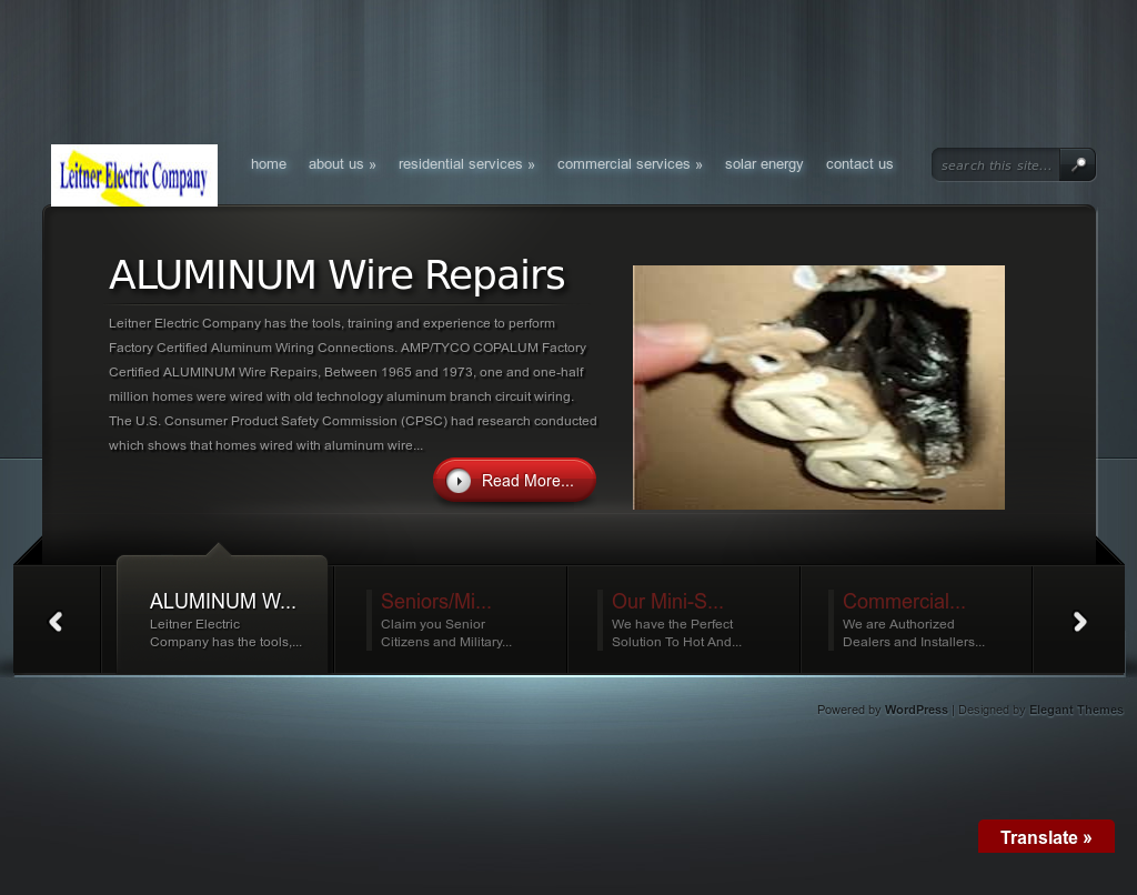 Leitner Electric Competitors Revenue And Employees Owler Company Cpsc Aluminum Wiring Profile