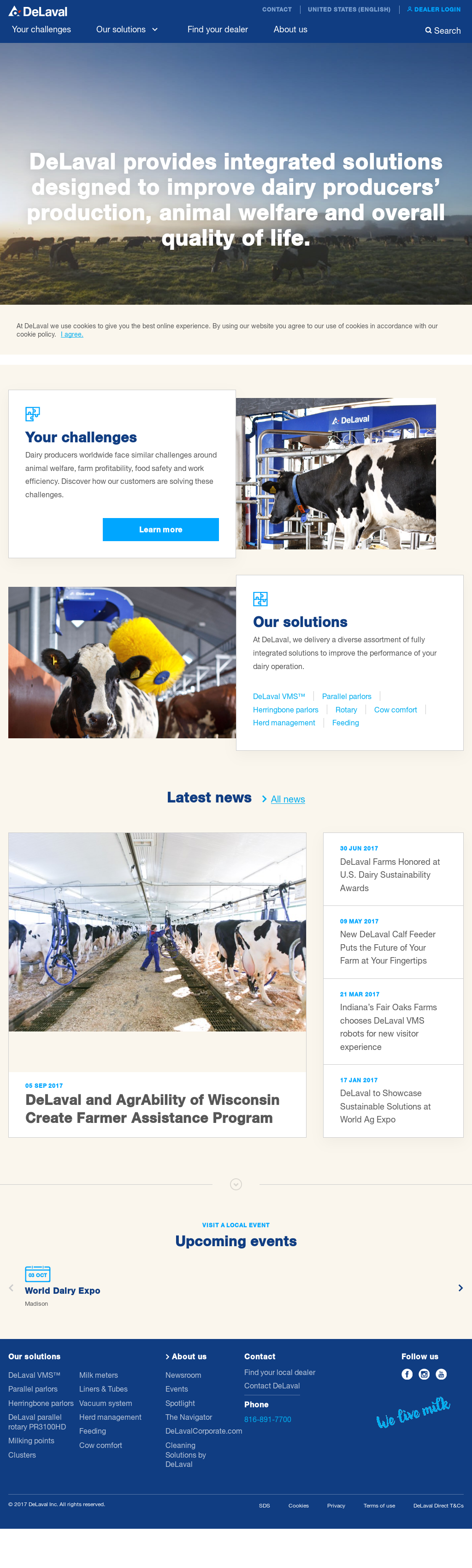 DeLaval Competitors, Revenue and Employees - Owler Company