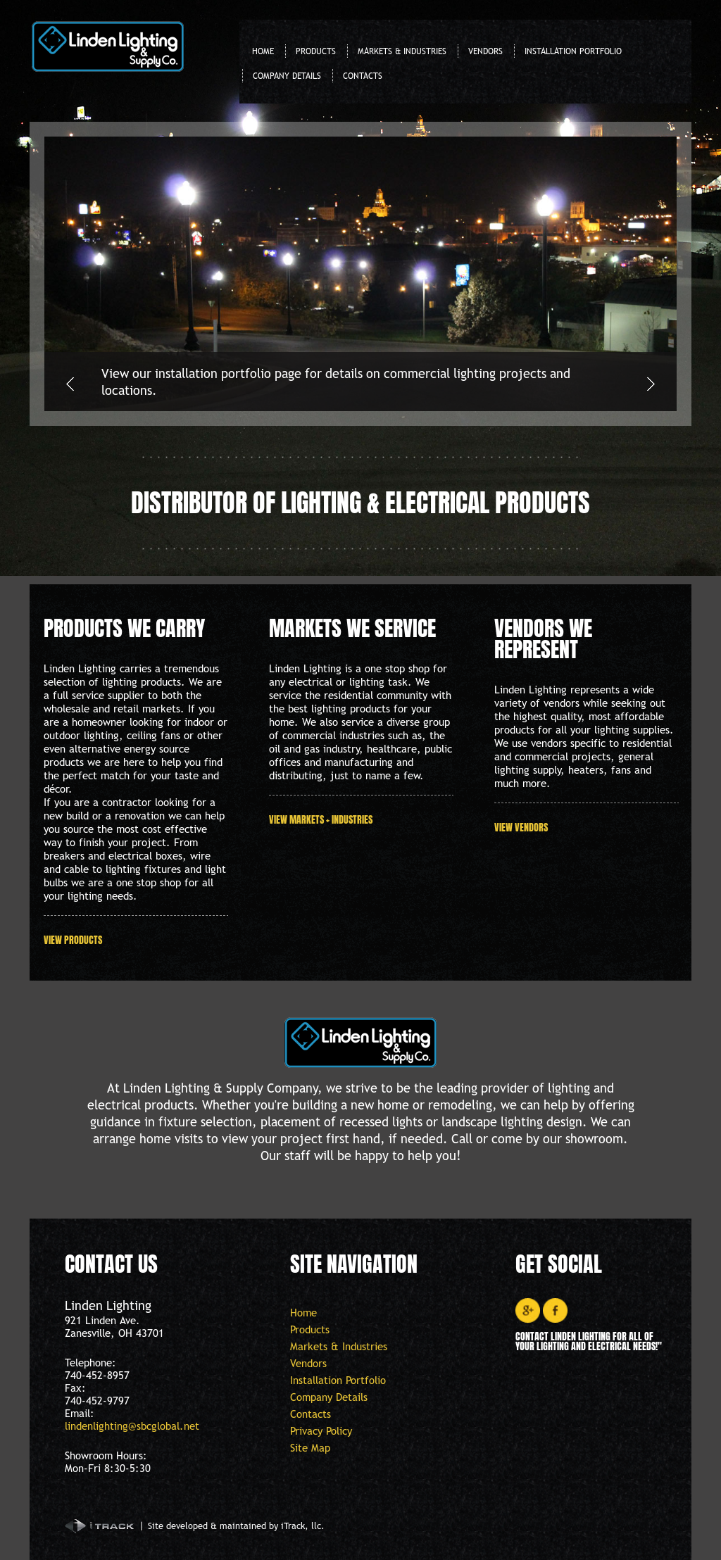 Linden Lighting u0026 Supply website history & Linden Lighting u0026 Supply Competitors Revenue and Employees - Owler ...