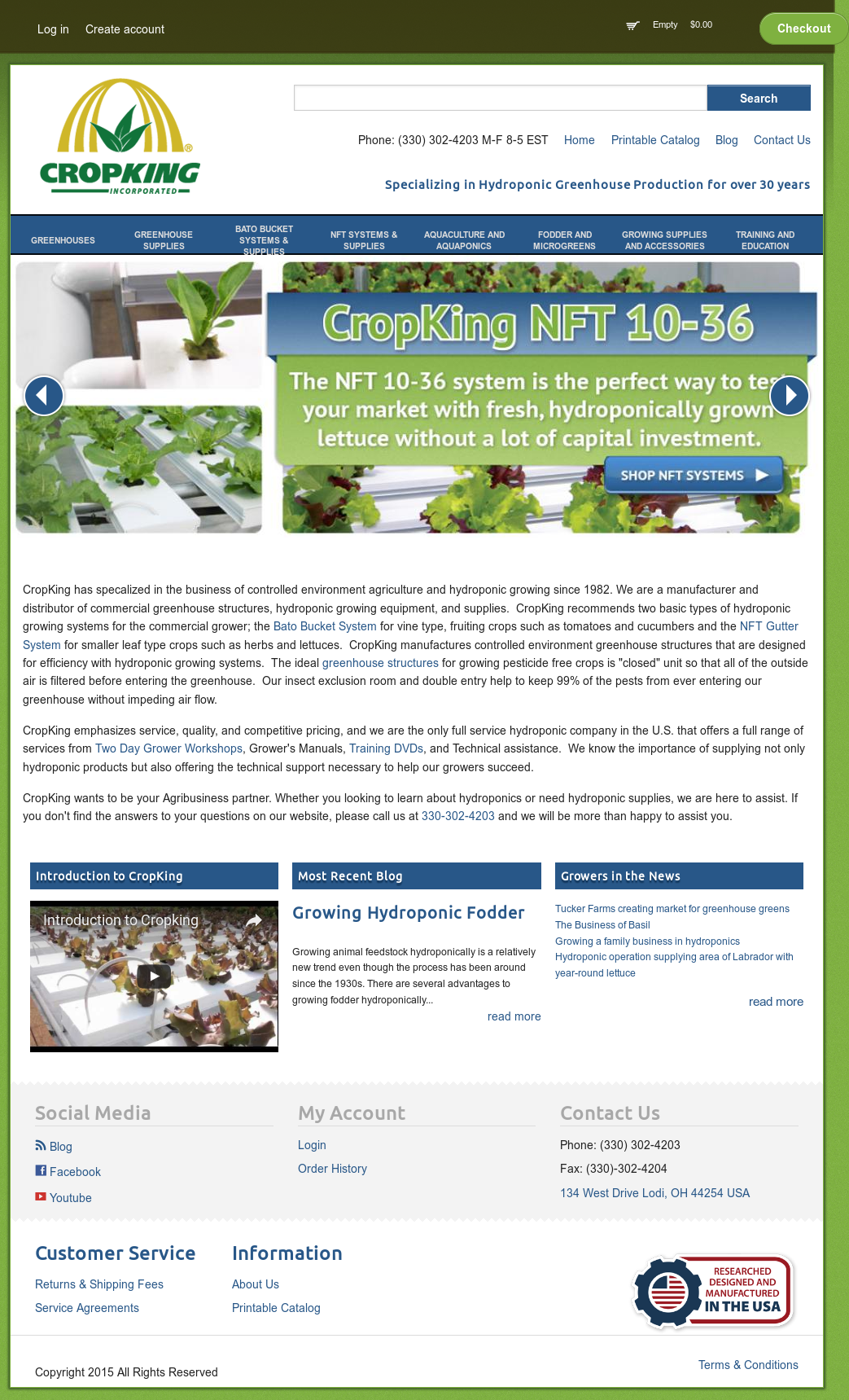 CropKing Competitors, Revenue and Employees - Owler Company Profile