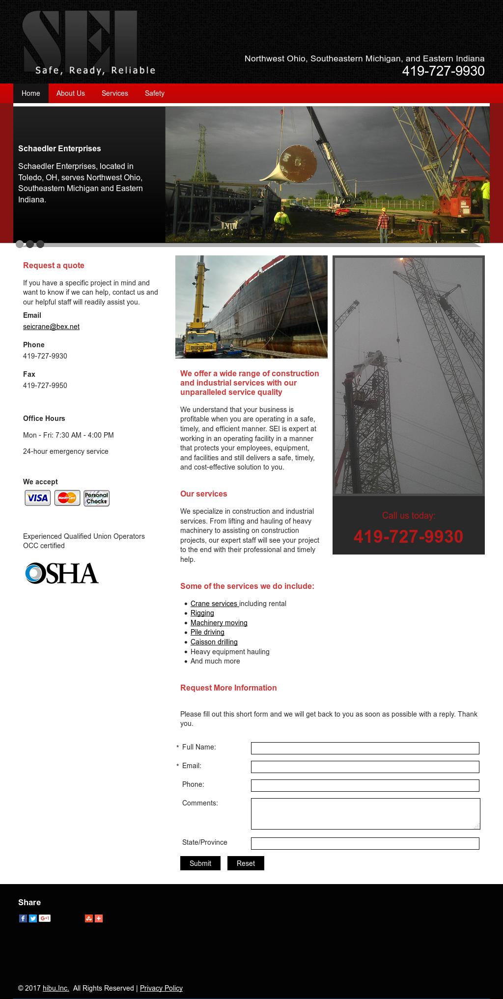 Schaedler Enterprises Competitors, Revenue and Employees