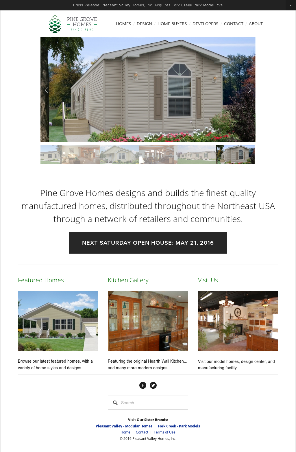 Pine Grove Manufactured Homes Compeors, Revenue and Employees ... on spring valley mobile homes, live oak mobile homes, windsor mobile homes, fairmont mobile homes,