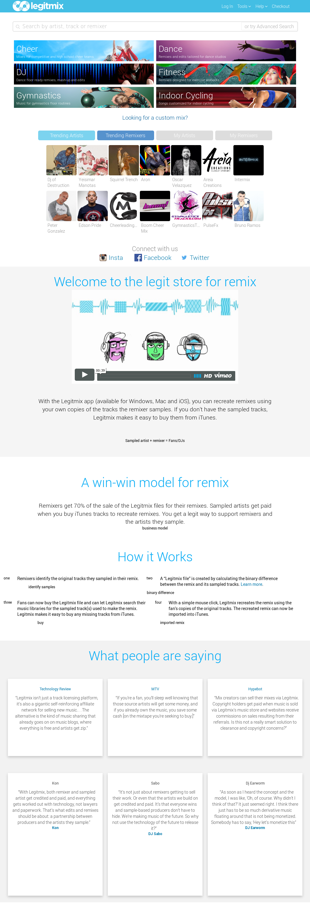 Legitmix Competitors, Revenue and Employees - Owler Company