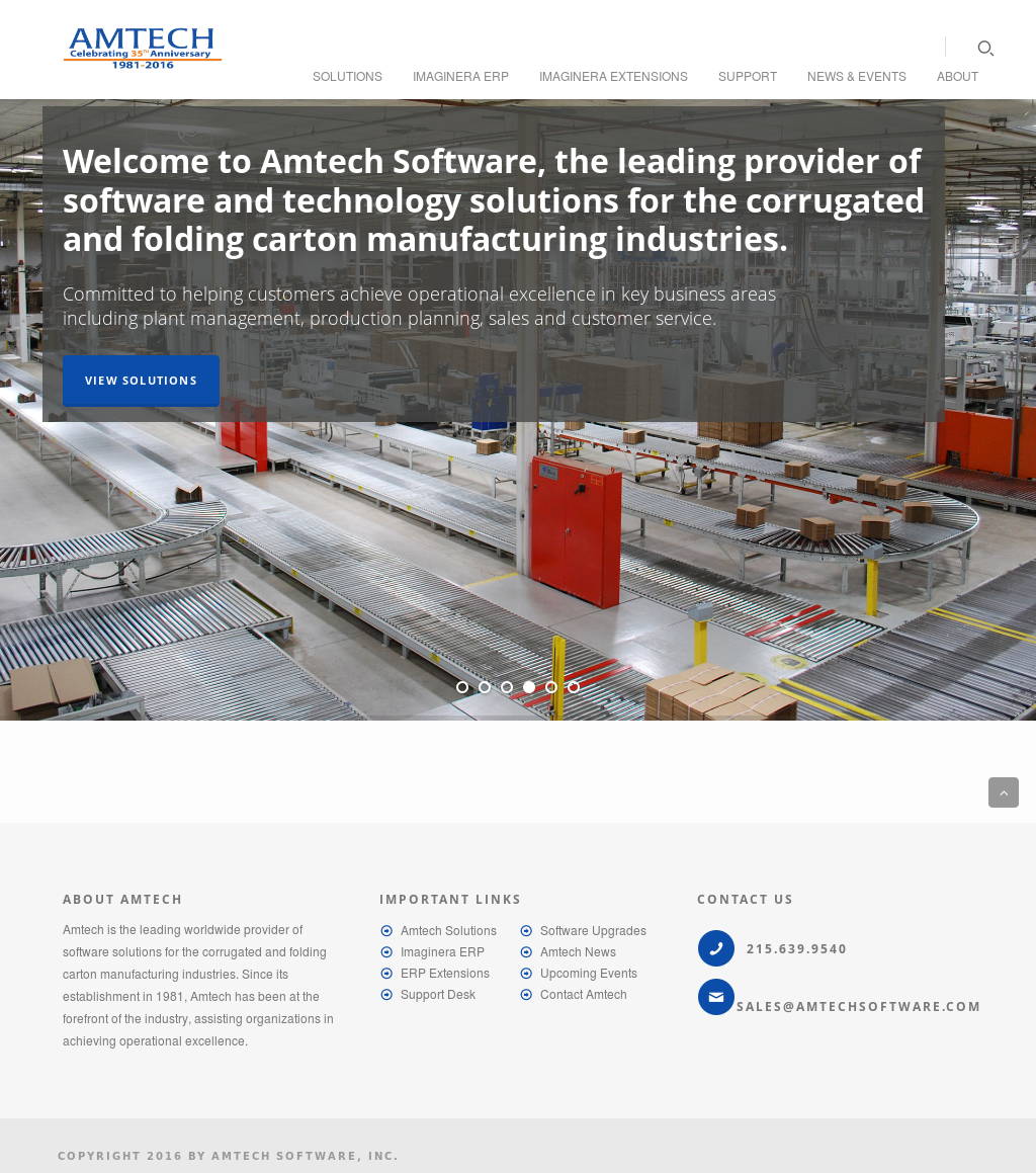 Owler Reports - Amtech Software Blog Aabco Invests In Amtech's