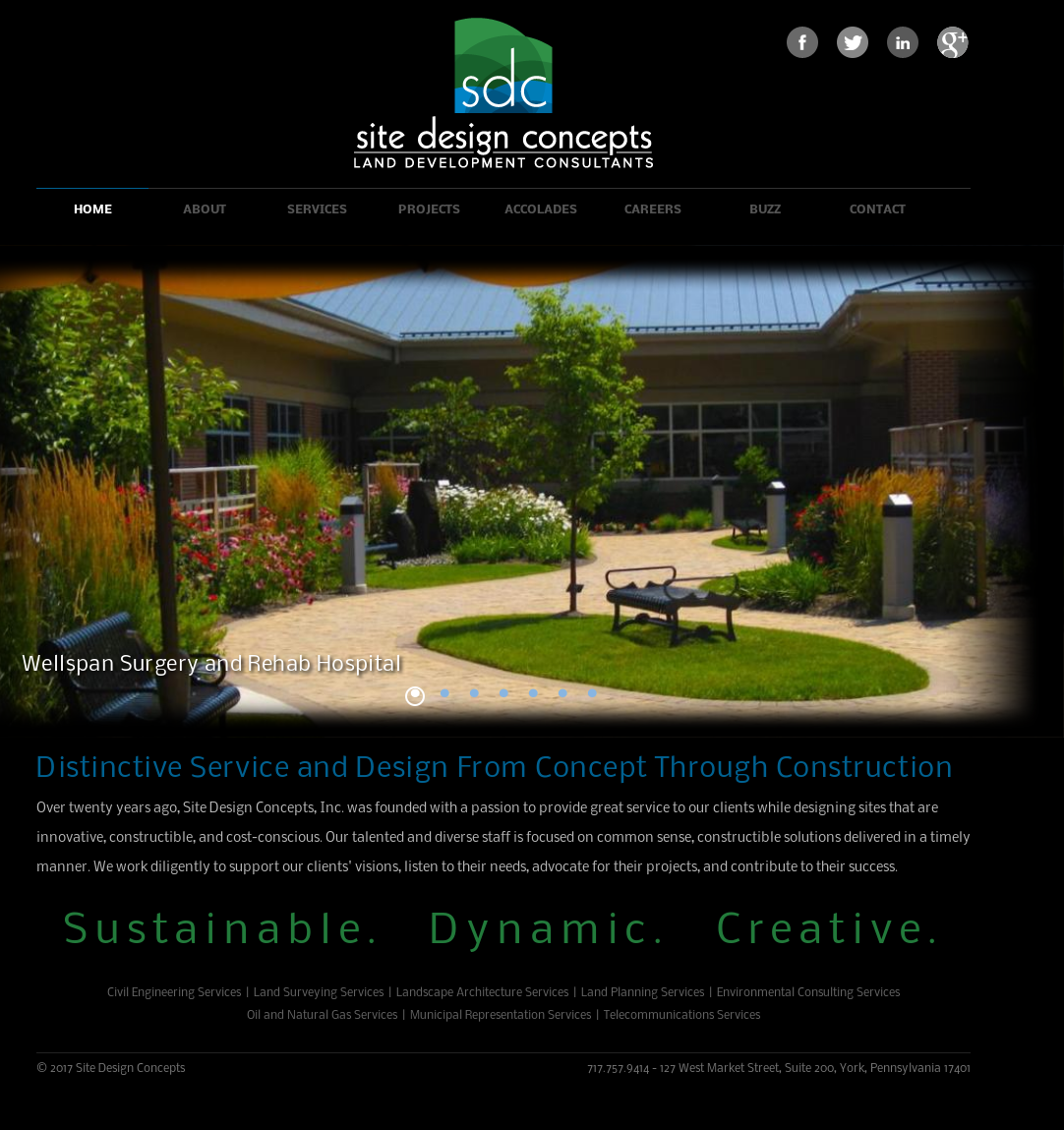 Site Design Concepts Competitors Revenue And Employees Owler