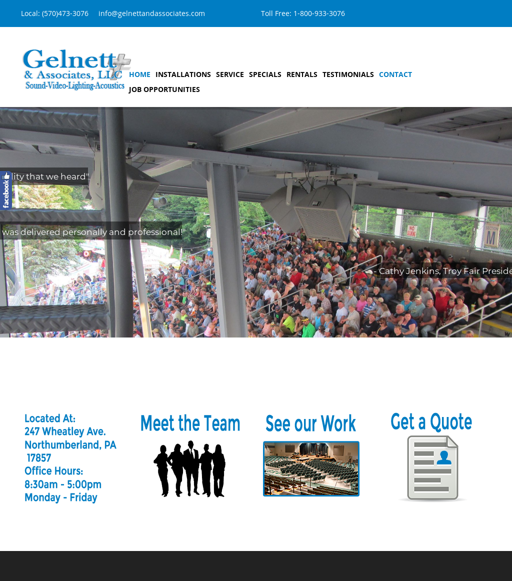 Gelnett & Assoc Competitors, Revenue and Employees - Owler