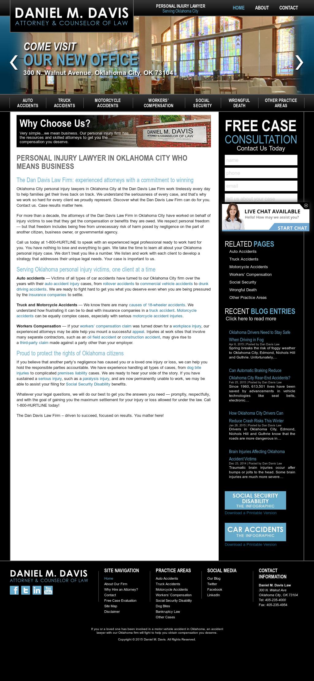 Daniel M Davis Law Firm Competitors Revenue And Employees