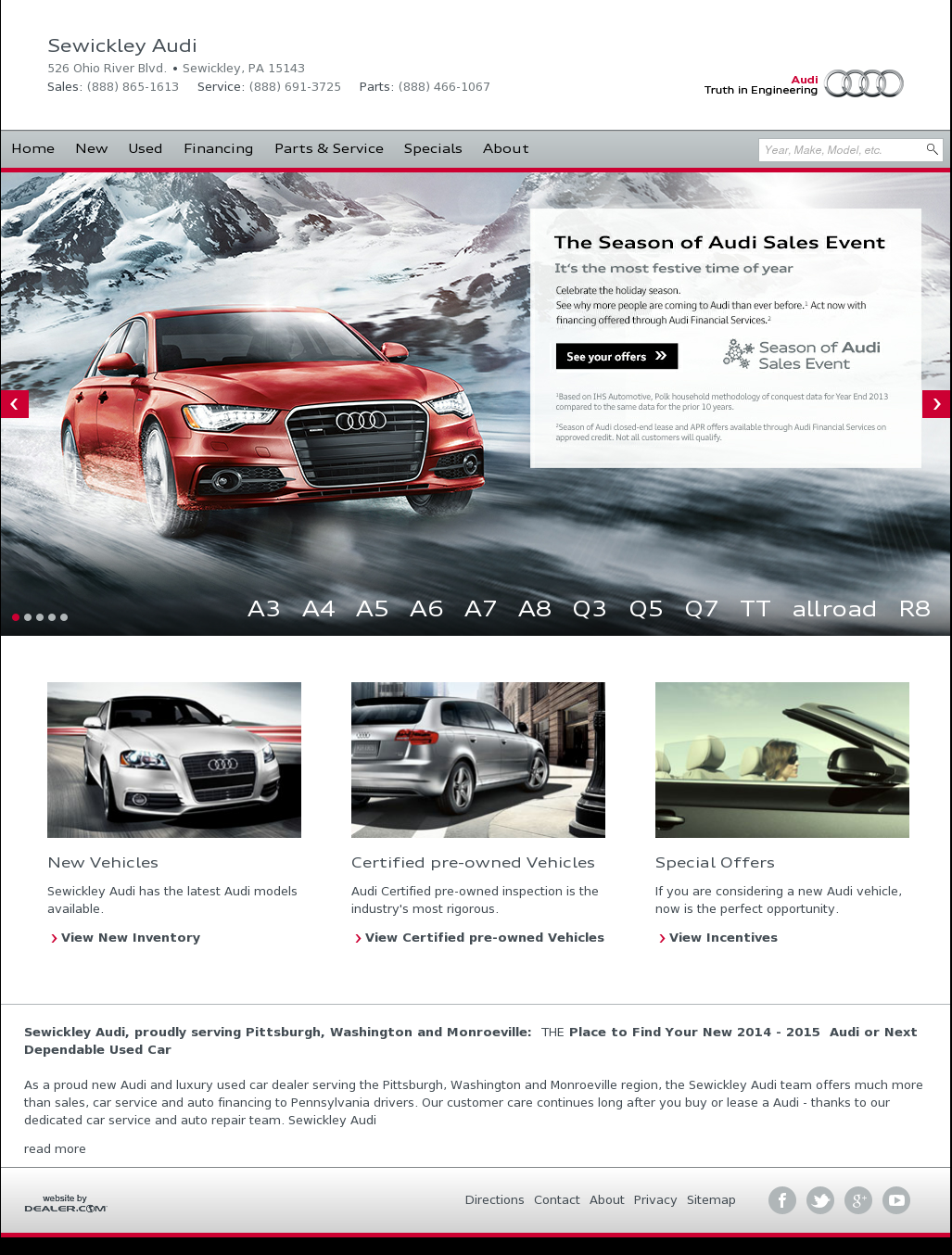 Sewickley Audi Competitors Revenue And Employees Owler Company - Sewickley audi