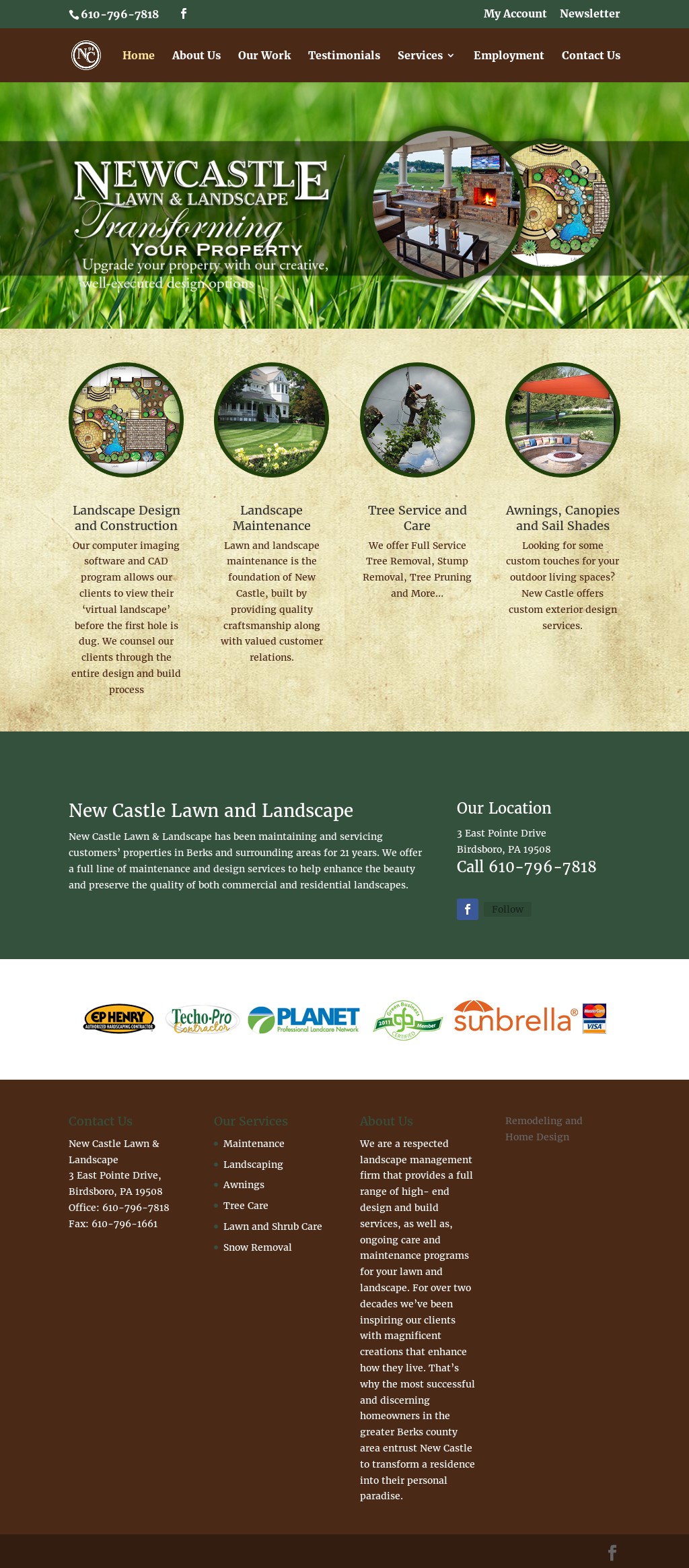 Newcastle Lawn Landscape Compeors Revenue And Employees Owler Company Profile