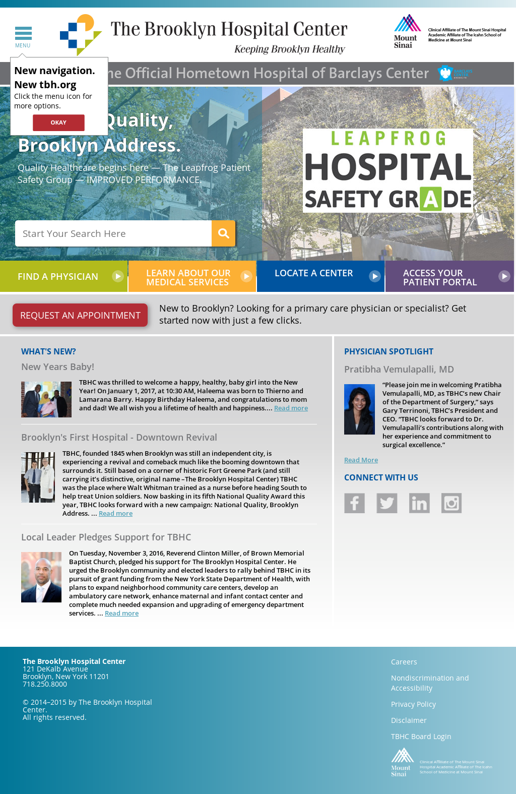 Brooklyn Hospital Competitors, Revenue and Employees - Owler