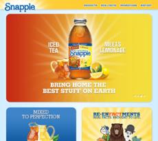 snapple competitors