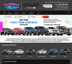 Chapman Ford Lancaster petitors Revenue and Employees