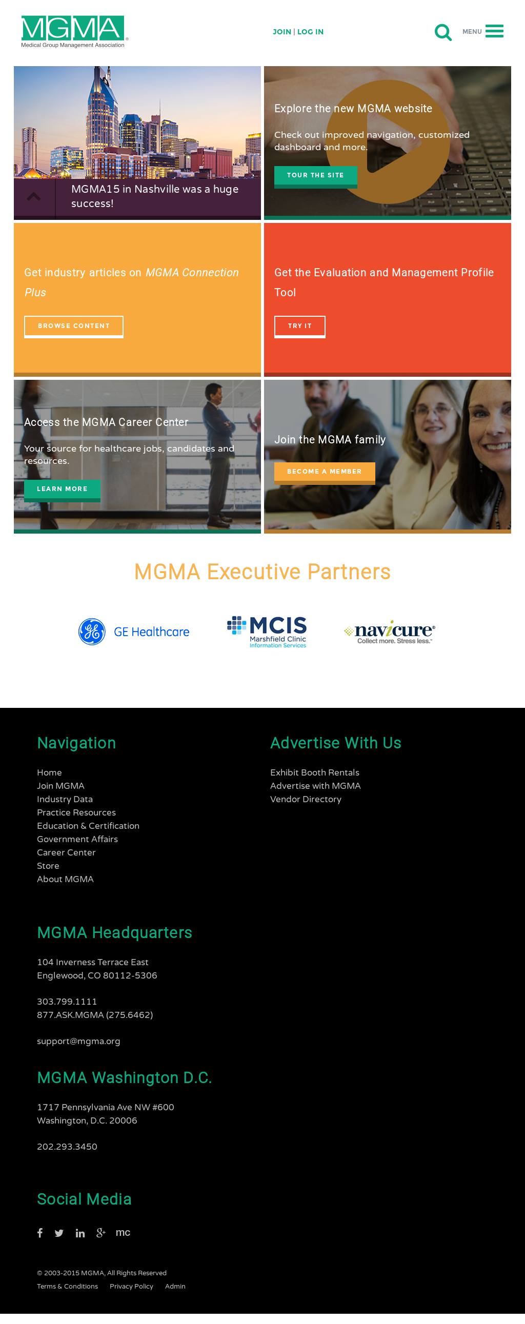 MGMA Competitors, Revenue and Employees - Owler Company Profile