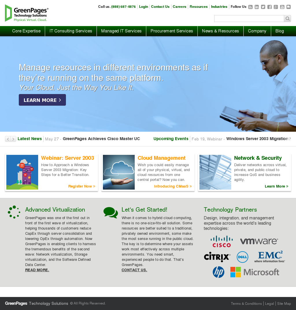 GreenPages Competitors, Revenue and Employees - Owler