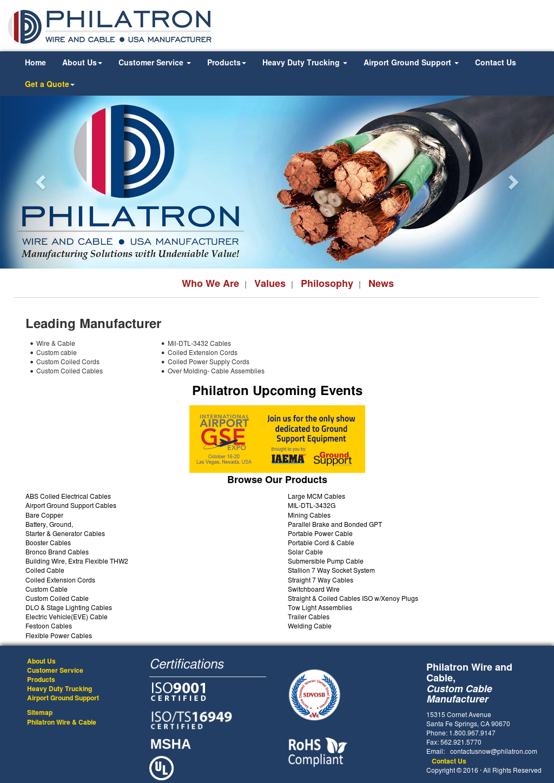PHILATRON Competitors, Revenue and Employees - Owler Company Profile