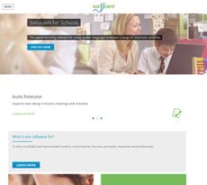 Sonocent website history