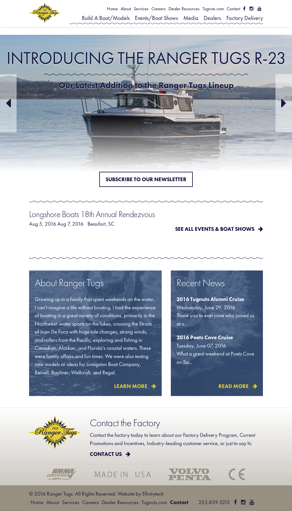 ranger tugs Competitors, Revenue and Employees - Owler