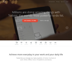 Todoist Competitors, Revenue and Employees - Owler Company Profile