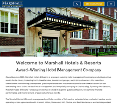 Marshallhotels Compeors Revenue And Employees Owler Company Profile