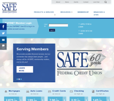 SAFE Federal Credit Union Competitors, Revenue and Employees