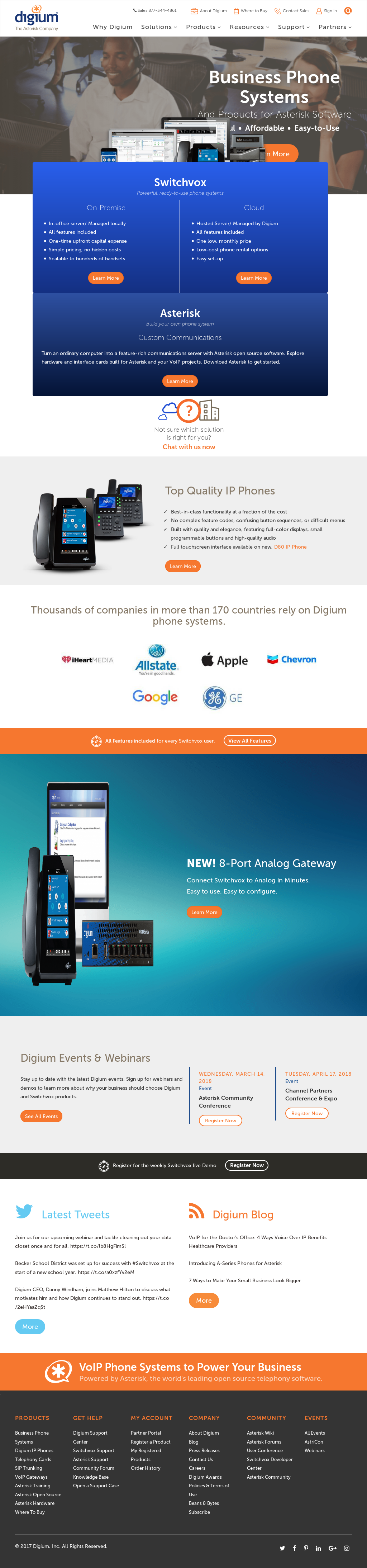 Digium Competitors, Revenue and Employees - Owler Company