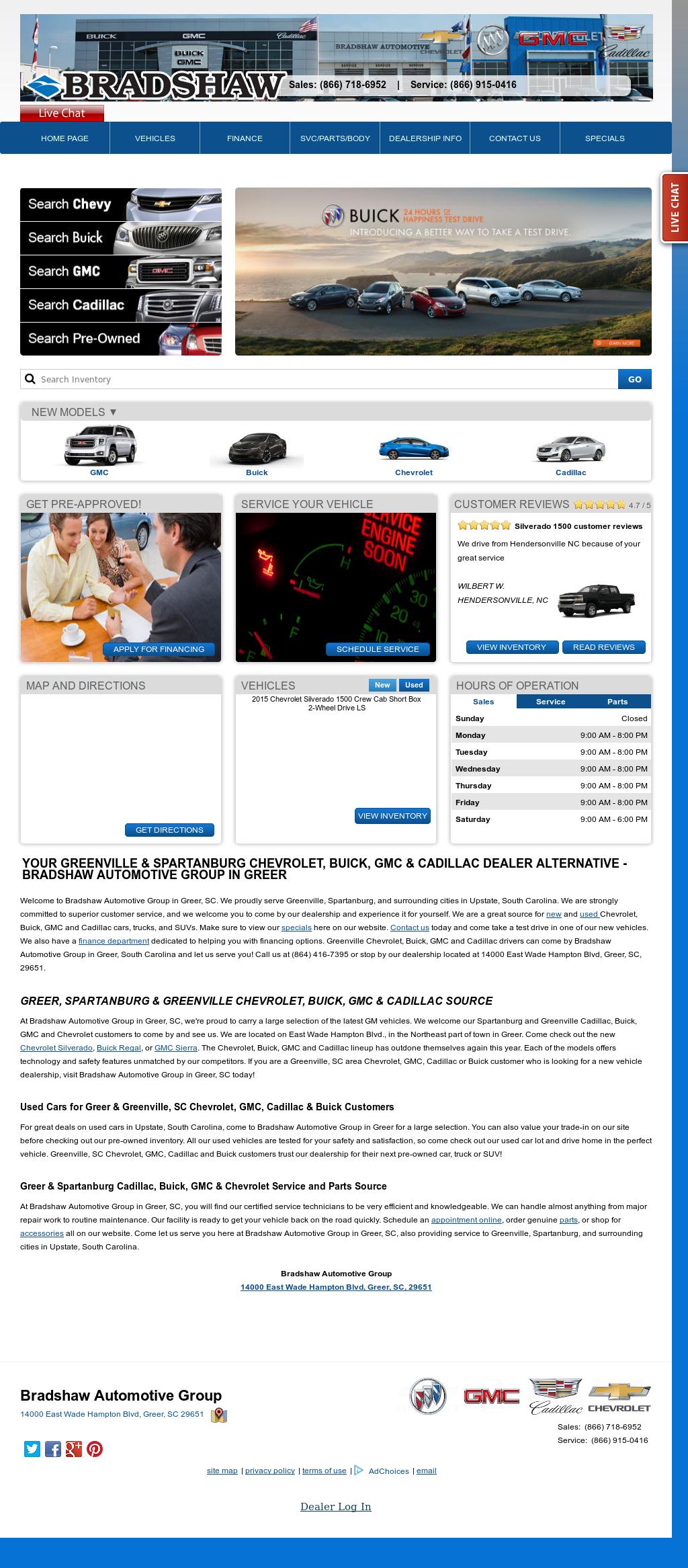 Bradshaw Automotive Group Competitors Revenue And Employees