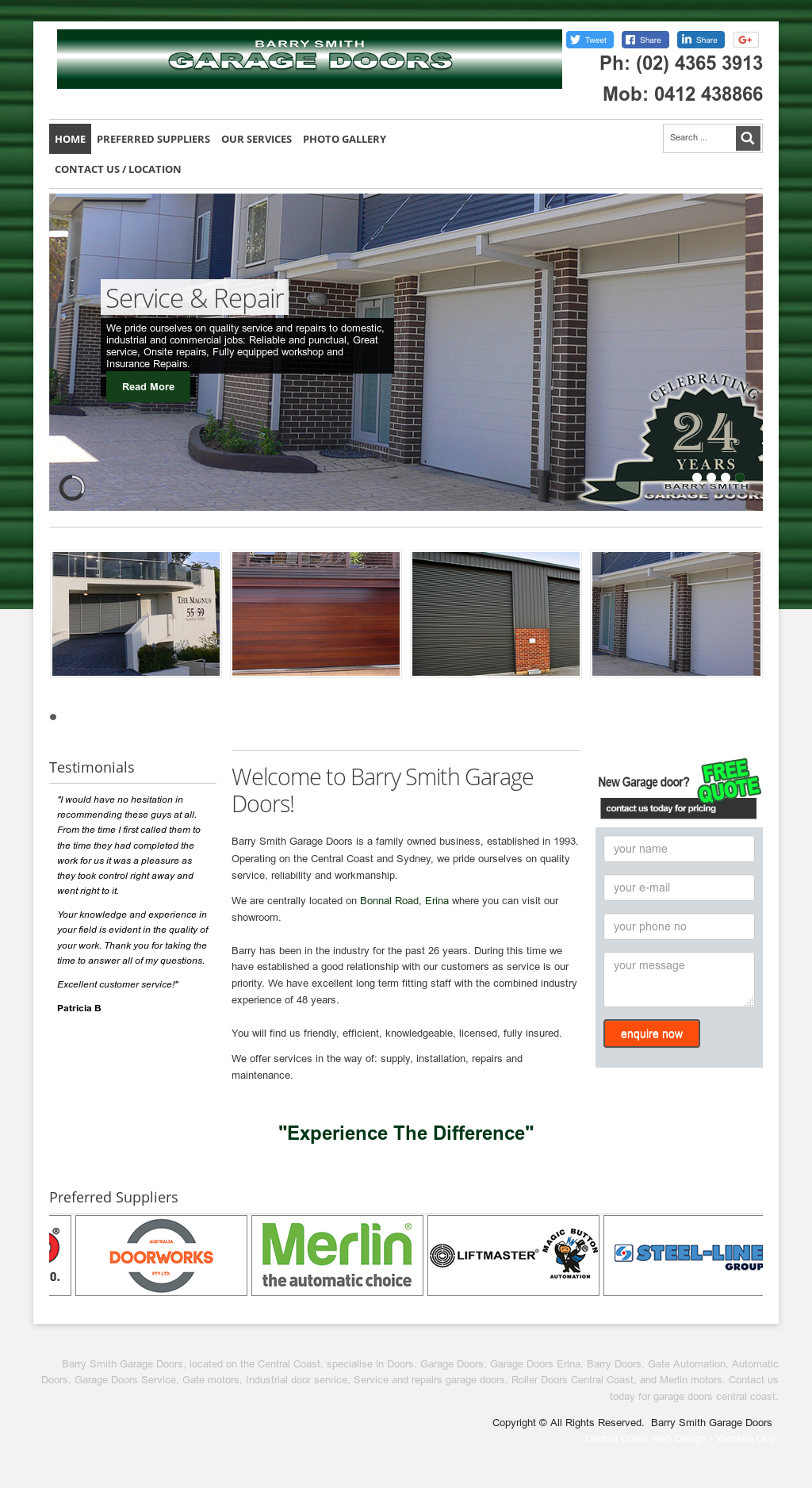 Barry Smith Garage Doors Competitors Revenue And Employees Owler