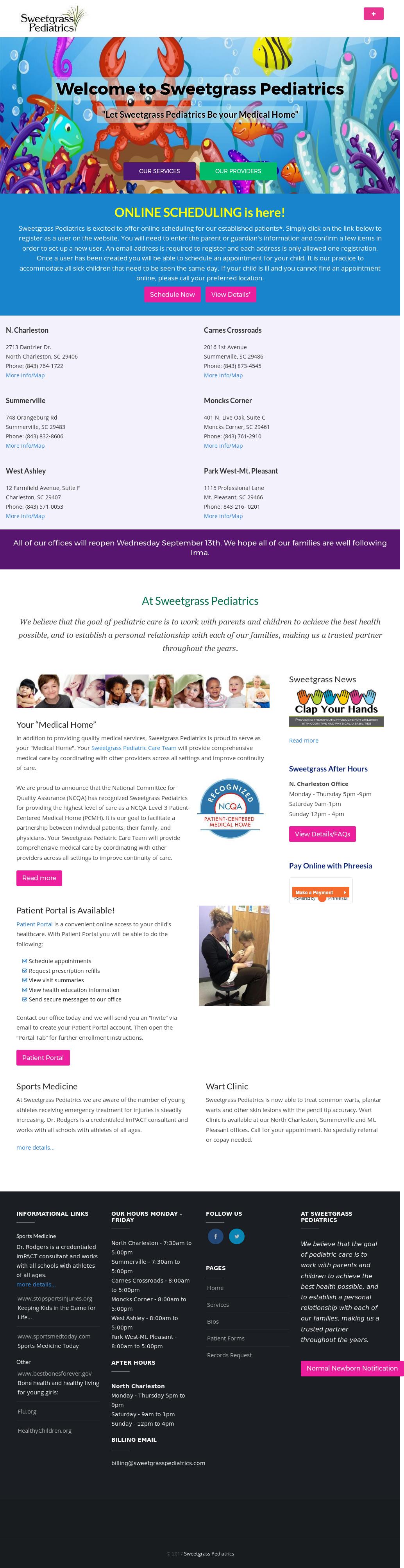 Sweetgrasspediatrics Competitors Revenue And Employees Owler