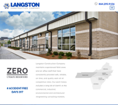 Langston construction company company profile owler for Langston builders