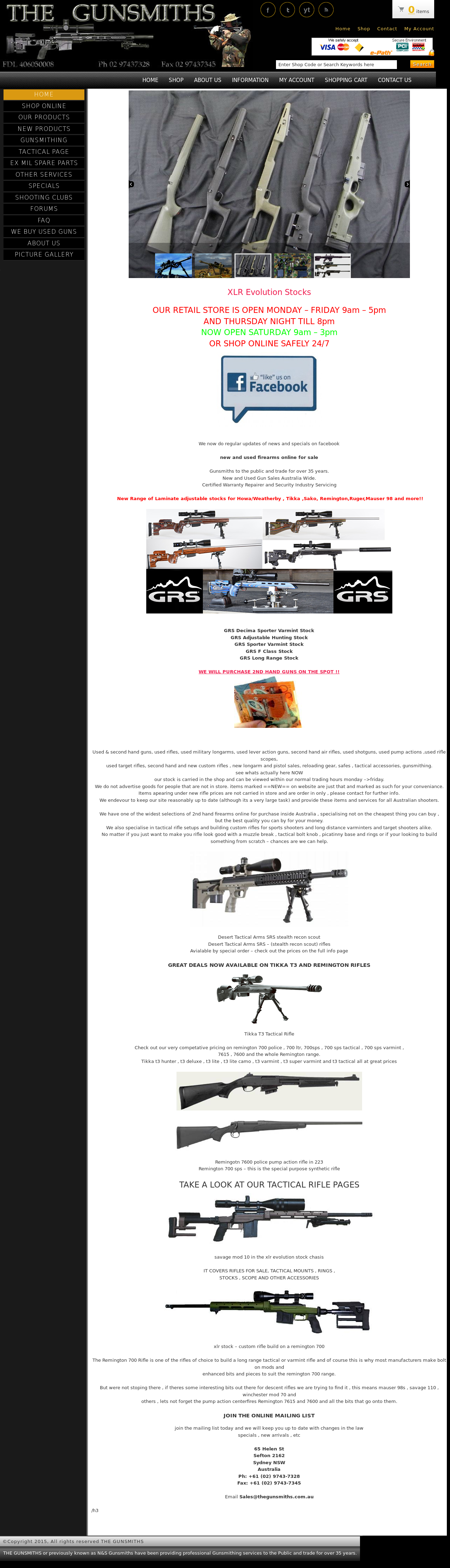 The Gunsmiths Competitors, Revenue and Employees - Owler