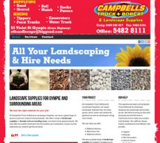 Campbell's Truck & Bobcat & Landscape Supplies Competitors